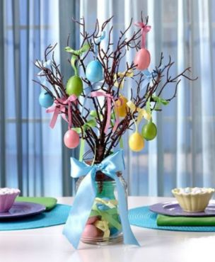 4 x Easter decoration DIY ideas