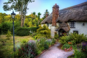 Outdoor style: Cottage Garden