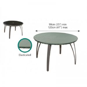 Bosmere 4-6 Seater Round Table Top Cover - image 2