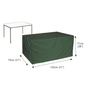Bosmere 4 Seater Rectangular Table Cover - image 2
