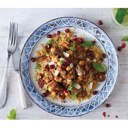 COOK Moroccan Spiced Lamb Tagine for 2