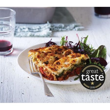 COOK Roasted Vegetable Lasagne for 2