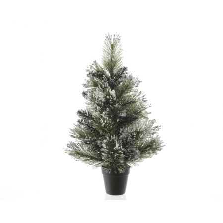 Frosted Finley Mini Tree - 75cm