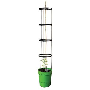 Garland Self Watering Grow Pot Tower in Anthracite  - image 3