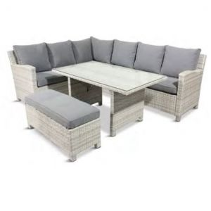 Leisure Grow Provence Rectangular Modular Dining Set - image 2