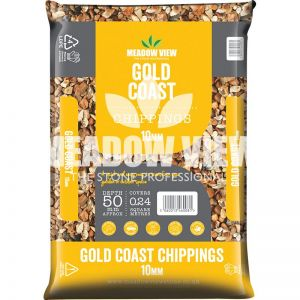 Meadow View Gold Coast Chippings 10mm - image 1