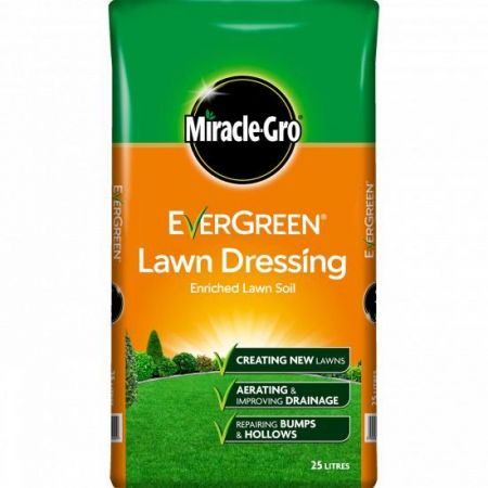 Miracle-Gro Evergreen Lawn Dressing 25L