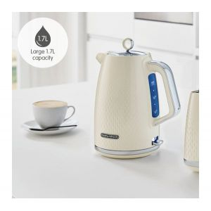 Morphy Richards Verve Cream Jug Kettle - image 2