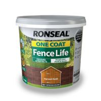 Ronseal Fence Life One Coat Red Cedar - image 1