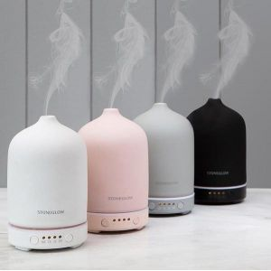 Stoneglow Perfume Mist Diffuser in Pink - image 2