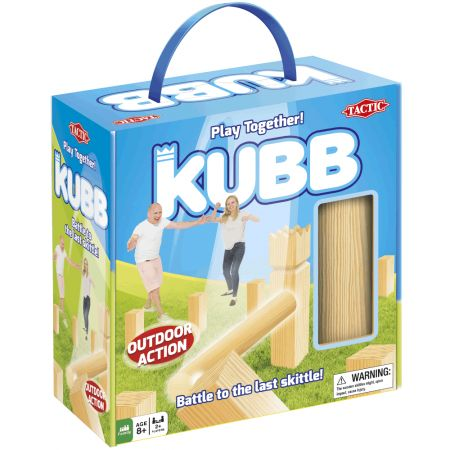 Tactic Kubb Outdoor Game