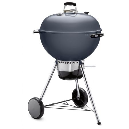 Weber 57cm Master-Touch GBS Charcoal BBQ in Slate Blue