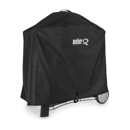 Weber Premium Grill Cover - Built for Q 3000 series and Q 2000 series with cart